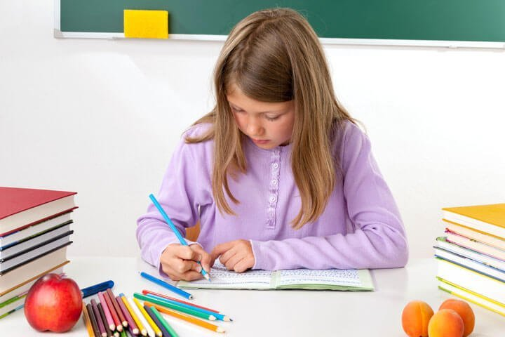 Dysgraphia in Girls