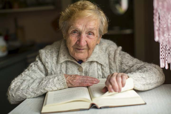 Dyslexic Older People